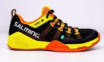 Salming Kobra Men Black/Shocking Orange
