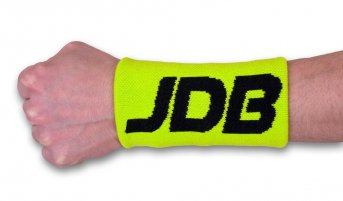 Jadberg Wristband Long Yellow