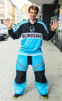 BLINDSAVE GOALIE SET LIMITED Edt.