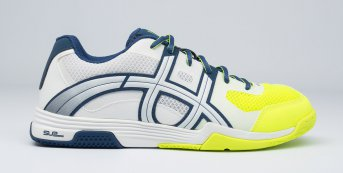 Unihoc U3 ELITE Men Blue-Yellow