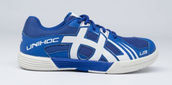 Unihoc U3 Junior Blue-White