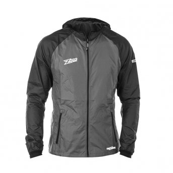 Zone Wind Hybrid Jacket Grey