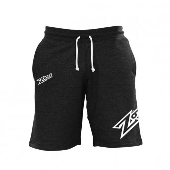 Zone Priceless Black Sweat Shorts