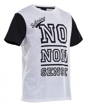 Salming Graphic Tee White