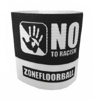 Zone Captain Badge No To Racism
