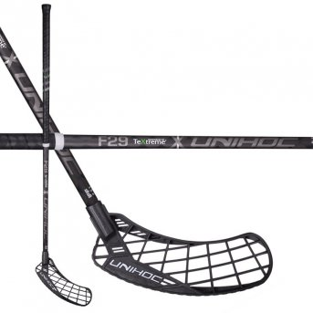 Unihoc Epic TeXtreme FL 29 Black JR 18/19