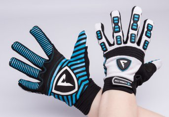 F.com Goalie Gloves Senior