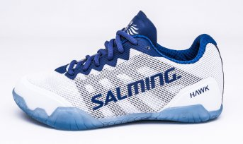 Salming Hawk Women White/Navy Blue