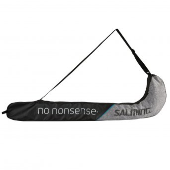 Salming Pro Tour Stickbag Junior Black/Grey
