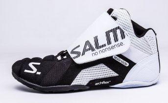 Salming Slide 5 Goalie White-Black
