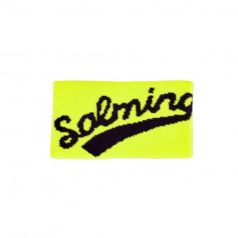 Salming Wristband Long Yellow-Black