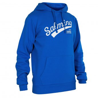 Salming Logo Hood Blue