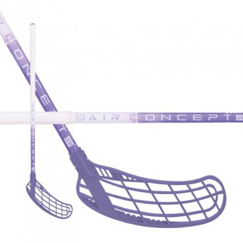 Zone FORCE AIR JR F35 White-Violet 18/19