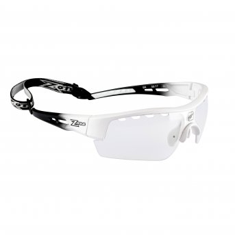 Zone Matrix Senior White-Black Sport Glasses