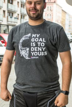 Blindsave My Goal T-shirt