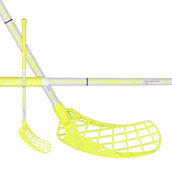 Unihoc Epic Youngster 36 Neon Yellow 18/19