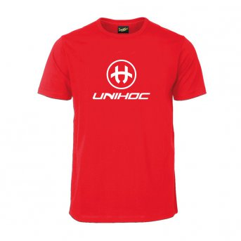Unihoc T-shirt Storm Red SR.