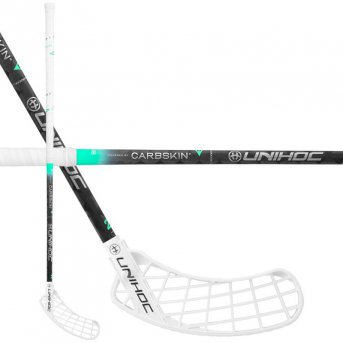 Unihoc Sonic Carbskin Feather Light 29 White