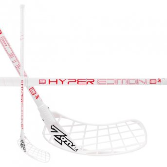 Zone Hyper Composite F29 White-Red 19/20