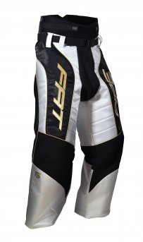 Fatpipe GK pants White-Gold 19/20