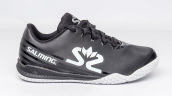 Salming Spark Shoe Kid Black-White
