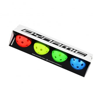 Unihoc Dynamic 4 pack Color Mix
