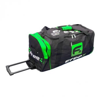 Freez Z-180 Wheel Bag Pro Black/Green