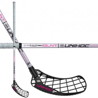 Unihoc Epic GLNT Top Light II 26 Silver LTD