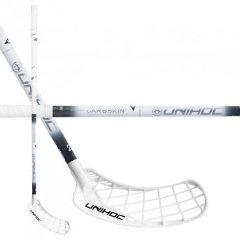 Unihoc Epic Carbskin Feather Light 29 White 20/21