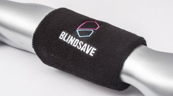 Blindsave Rebound Wristband Black