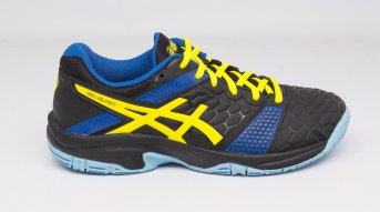 Asics GEL-BLAST 7 GS Black/Sour Yuzu