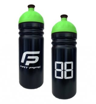 Fatpipe Water Bottle 0,7 Green