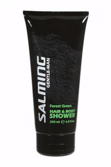 Salming Forest Green Hair&Body Shower Gel