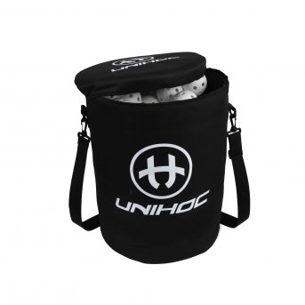 Unihoc Easy Ballbag Black