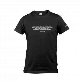 Zone T-shirt Words