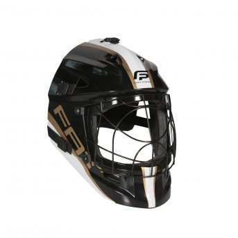 Fatpipe GK Helmet Junior Black-Gold